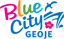 BLUE CITY GEOJE 슬로건
